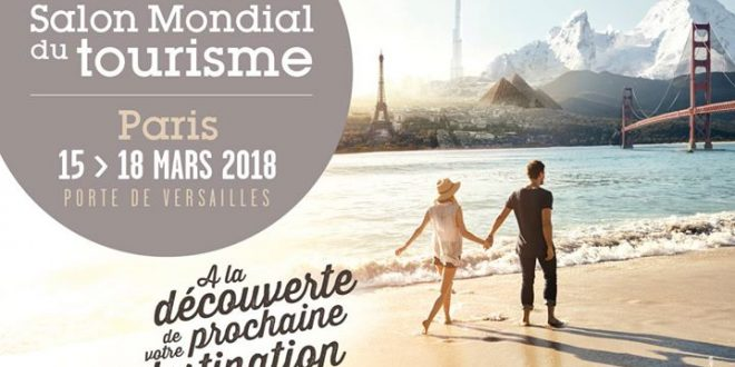 Le salon mondial du tourisme du 15 au 18 mars paris for Salon mondial du tourisme paris